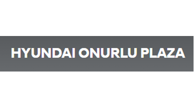 Hyundai Onurlu Plaza Logo