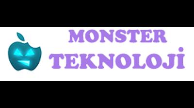 Monster Teknoloji Logo