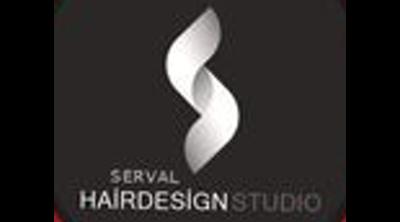 Serval Hair Design Studio Logo