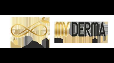 Myderma Cosmetics Logo
