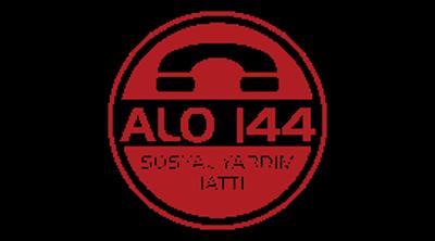 Alo 144 Logo