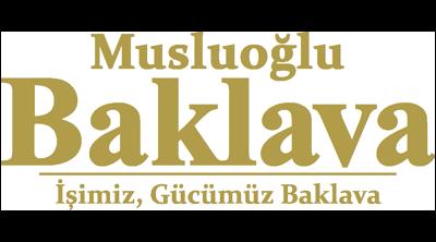 Musluoğlu Baklava Logo