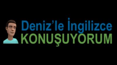 Deniz'le İngilizce Konuşuyorum Logo