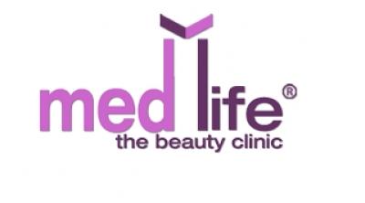 Medlife Estetik ve Güzellik Merkezi Logo