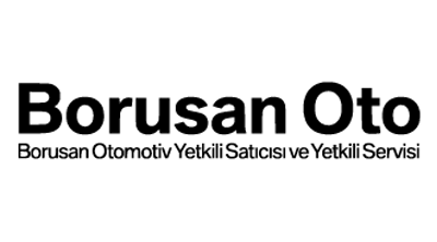 Borusan Oto Logo
