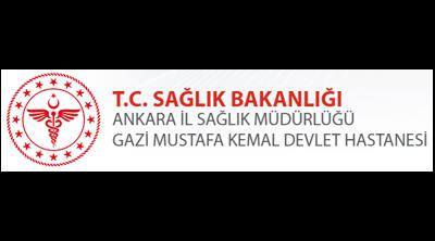Gazi Mustafa Kemal Devlet Hastanesi Logo