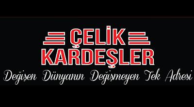 Çelik Kardeşler Logo