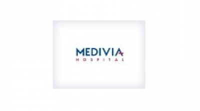 Medivia Hospital Logo