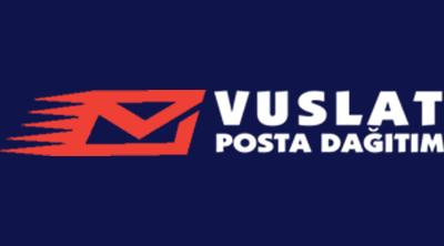 Vuslat Posta Dağıtım Logo