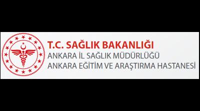 Ankara Eğitim ve Araştırma Hastanesi Logo