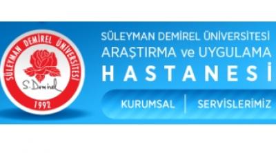 Süleyman Demirel Üniversitesi Hastanesi Logo