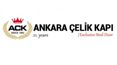 Ankara Çelik Kapı Logo