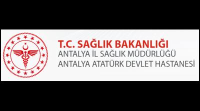 Antalya Atatürk Devlet Hastanesi Logo