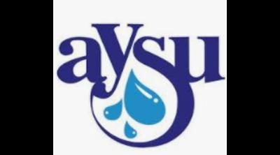 Aysu Doğal Kaynak Suyu Logo