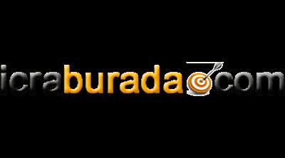icraburada.com Logo
