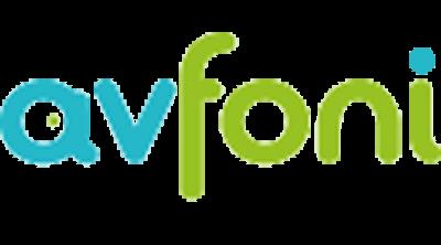 Avfoni Logo