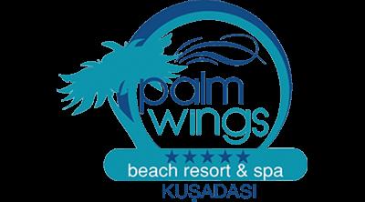 Palm Wings Kuşadası Beach Resort Logo