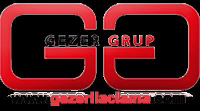 Gezer İlaçlama Logo