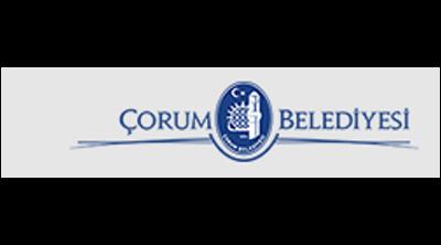 Çorum Belediyesi Logo