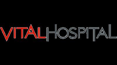 Vital Hospital Logo