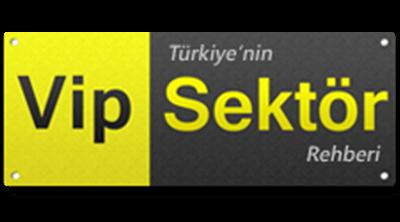 Vip Sektör Logo