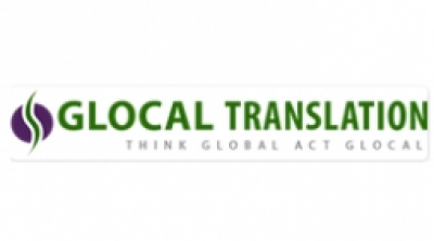 Glocal Translation Logo