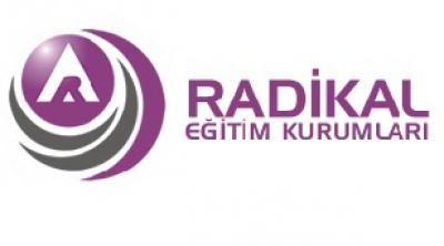 Radikal Eğitim Kurumları Logo
