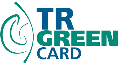 Trgreencard Logo