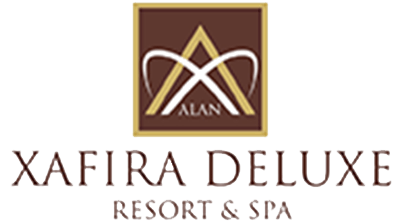 Alan Xafira Deluxe Resort Logo