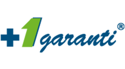 Artı 1 Garanti Logo
