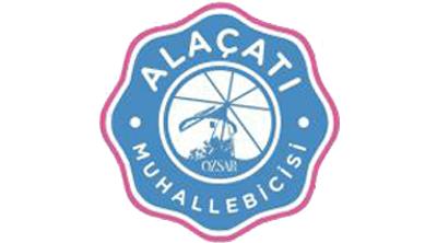 Alaçatı Muhallebicisi Logo