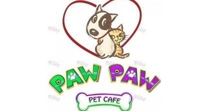 Paw Paw Pet Shop Logo