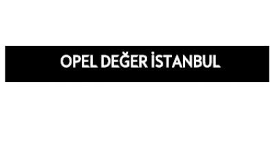 Opel Değer Yetkili Bayi Logo