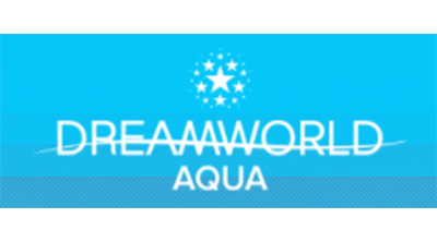 Dream World Aqua Logo