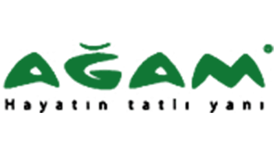 Ağam Baklavaları Logo