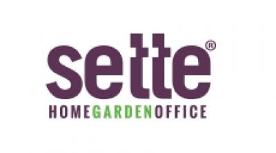 Sette Home Garden Office Logo