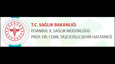 Okmeydanı Eğitim Ve Araştırma Hastanesi (PROF. DR. CEMİL TAŞCIOĞLU ŞEHİR HASTANESİ) Logo