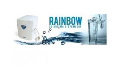 Rainbow Su Arıtma Logo