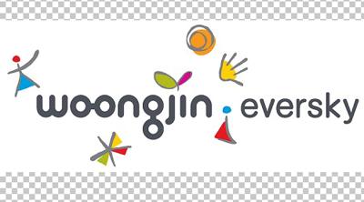 Woongjin Eversky Logo