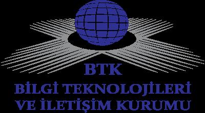 Bilgi Teknolojileri Kurumu (BTK) Logo