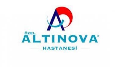 Altınova Hastanesi Logo