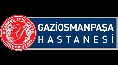 Yeni Yüzyıl Üniversitesi Gaziosmanpaşa Hastanesi Logo