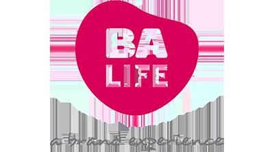 BA Life Marketing Logo
