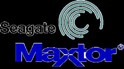 Seagate (Maxtor) Logo