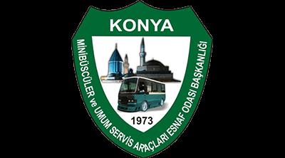 Konya Minibüsçüler Odası Logo