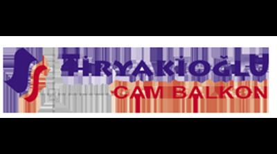 Tiryakioğlu Cam Balkon Logo