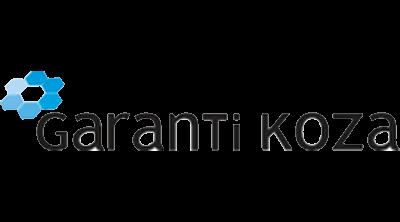 Garanti Koza İnşaat Logo