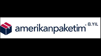 Amerikan Paketim (amerikanpaketim.com) Logo
