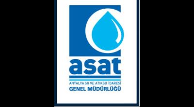 Asat (Antalya Su İşleri) Logo