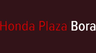 Honda Plaza Bora Ankara Logo